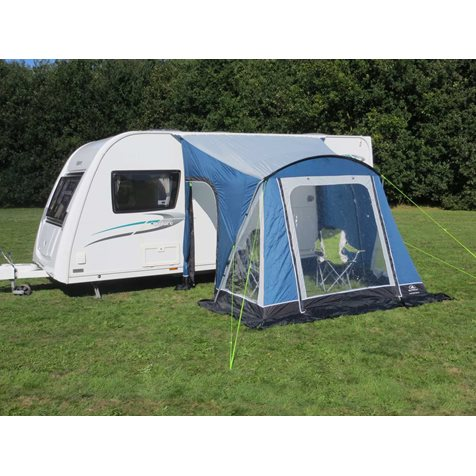 additional image for SunnCamp Swift 220 Deluxe Blue Awning