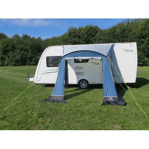 additional image for SunnCamp Swift 260 Deluxe Blue Awning