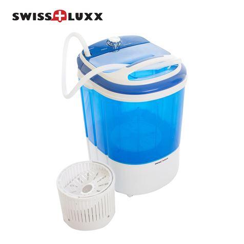 Swiss Luxx Dual Tub 150W Washing Machine