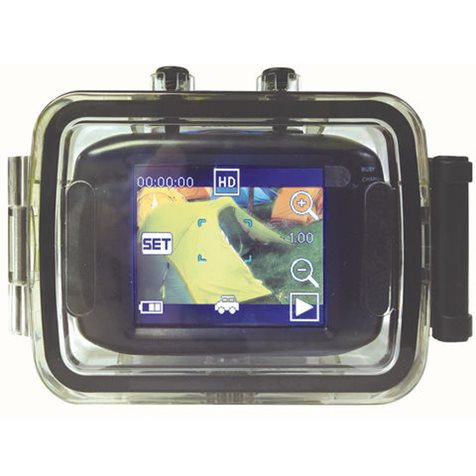 additional image for Streetwize Waterproof Action Camera