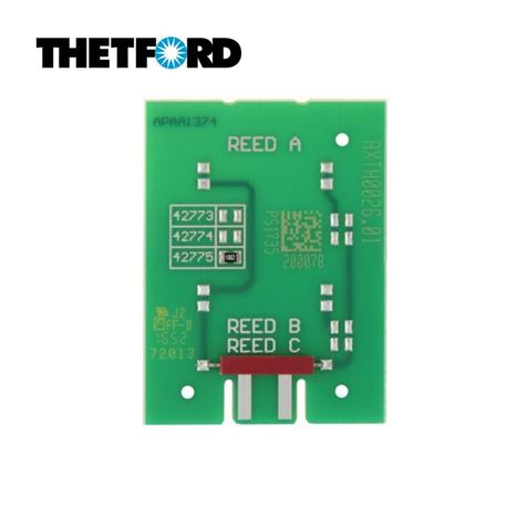 Thetford Reed Switch One Circuit Board
