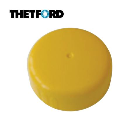 Thetford Yellow Dump Cap For Waste Spout