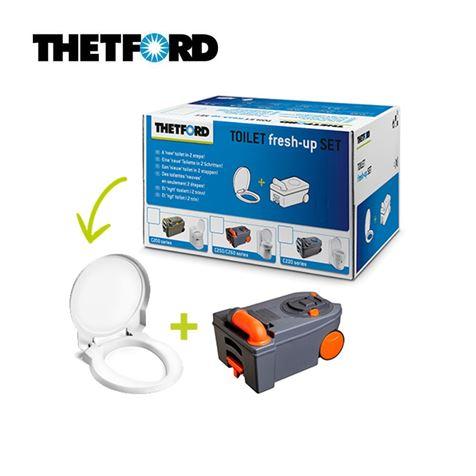 Thetford Toilet C250/C260 Toilet Fresh Up Set