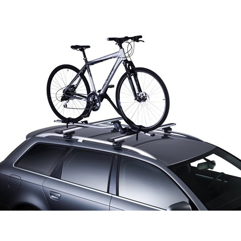 additional image for Thule FreeRide 532 Twin Pack Roof Mounted Cycle Carriers