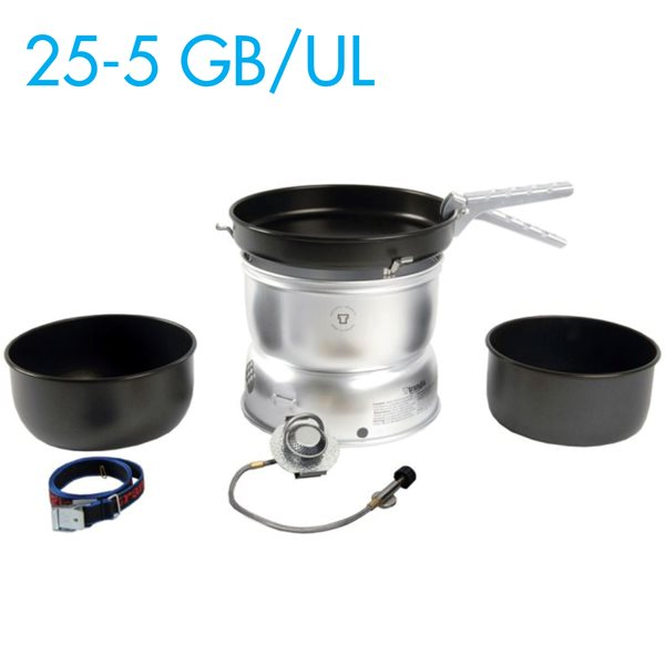 additional image for Trangia Stoves 25 Series Ultralight: 25-1 To 25-8