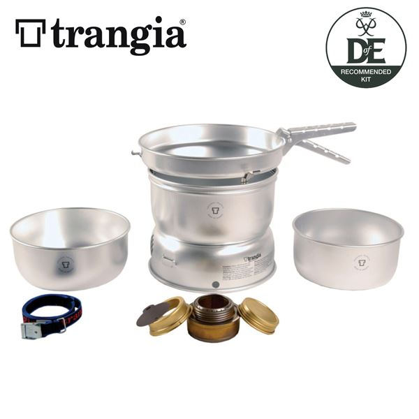 Trangia Stoves 25 Series Ultralight: 25-1 To 25-8
