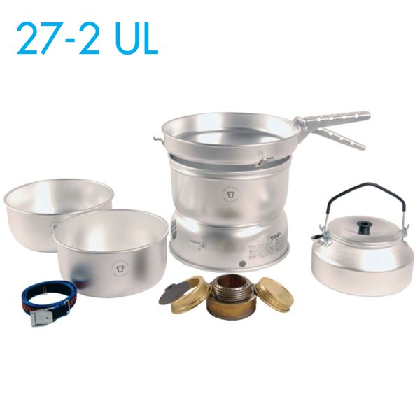 additional image for Trangia Stoves 27 Series Ultralight: 27-1 To 27-8