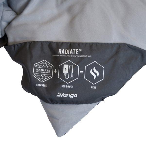 additional image for Vango Radiate Double Sleeping Bag - 2021 Model