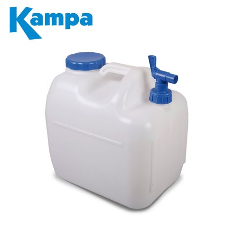 additional image for Kampa Splash Water Carrier With Swivel Tap