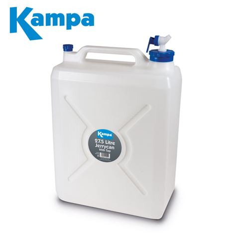 Kampa Jerrycan Water Carrier With Tap