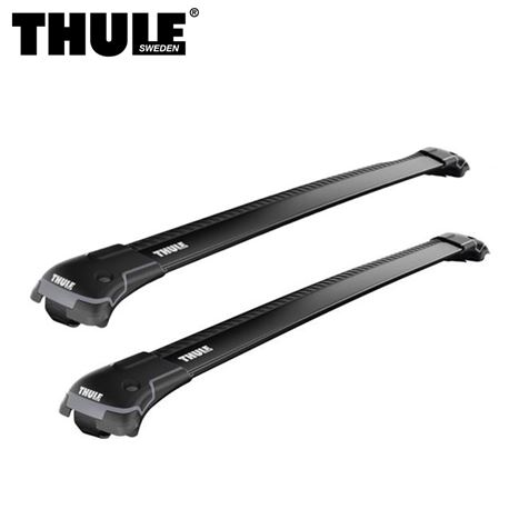 Thule WingBar Edge Black 9584B