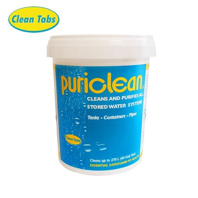 Clean Tabs Puriclean Water Treatment 400g