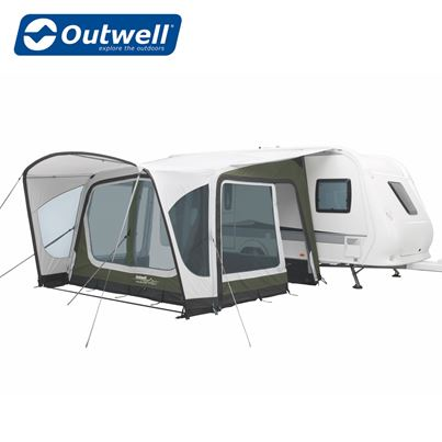 Outwell Outwell Amber 350SA Caravan Awning - New for 2018