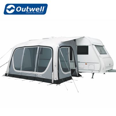 Outwell Outwell Pebble 420A Caravan Awning