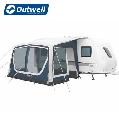 Outwell Outwell Ripple 380SA Caravan Awning