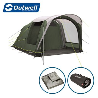 Outwell Outwell Lindale 5PA Air Tent Package Deal - 2021 Model
