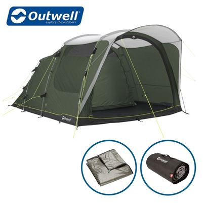 Outwell Outwell Oakwood 5 Tent Package Deal - New For 2021