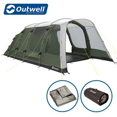 Outwell Outwell Greenwood 5 Tent Package Deal - New For 2021