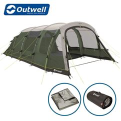Outwell Winwood 8 Tent Package Deal - New For 2021