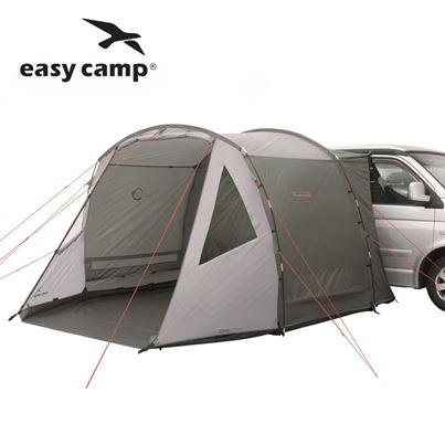 Easy Camp Easy Camp Shamrock Driveaway Awning - New for 2020