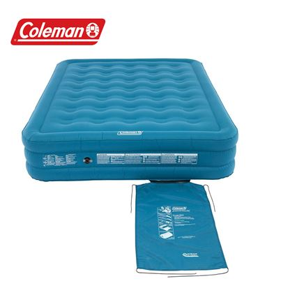 Coleman DuraRest Extra Durable Raised Double Air Bed