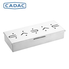 Cadac Stainless Steel Smoker Box