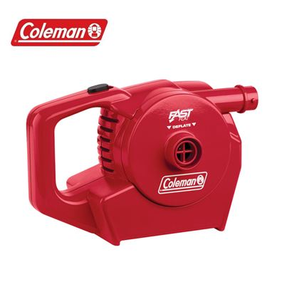 Coleman Coleman 12v/230v Rechargeable QuickPump For Inflatables