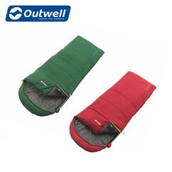 Outwell Campion Junior Sleeping Bag - 2020 Model