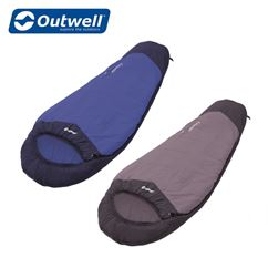 Outwell Convertible Junior Sleeping Bag - 2020 Model
