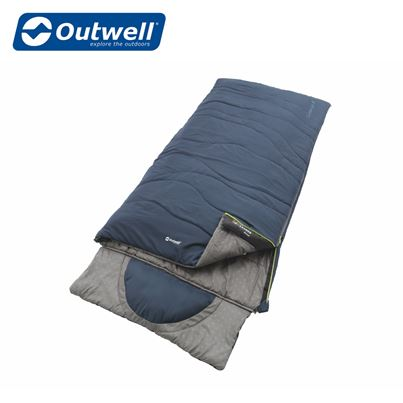 Outwell Outwell Contour Lux XL Sleeping Bag - 2018 Model