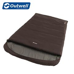 Outwell Campion Lux Double Sleeping Bag - 2021 Model