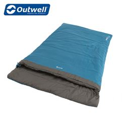 Outwell Celebration Lux Double Sleeping Bag - 2021 Model