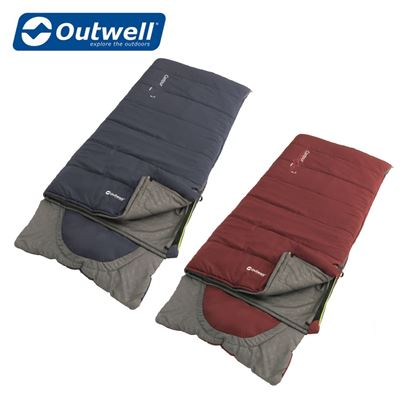 Outwell Outwell Contour Junior Sleeping Bag - 2020 Model
