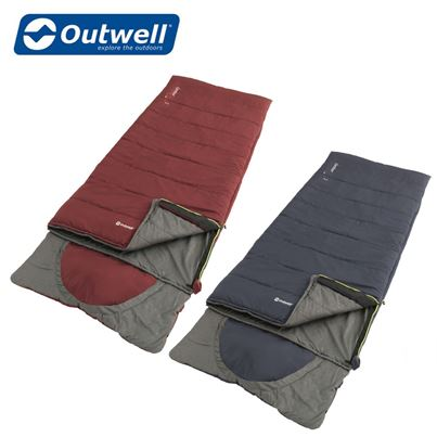 Outwell Outwell Contour Lux Sleeping Bag - New For 2020
