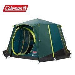 Coleman Octagon 8 Blackout Tent - 2021 Model