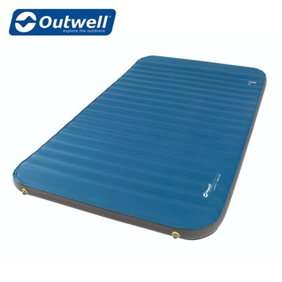 Outwell Outwell Dreamboat Double Self Inflating Mat - 7.5cm