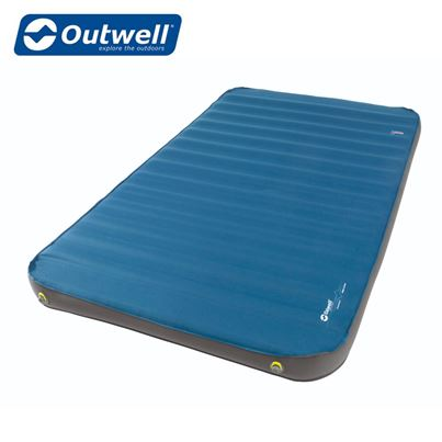 Outwell Outwell Dreamboat Double Self Inflating Mat - 12.0cm