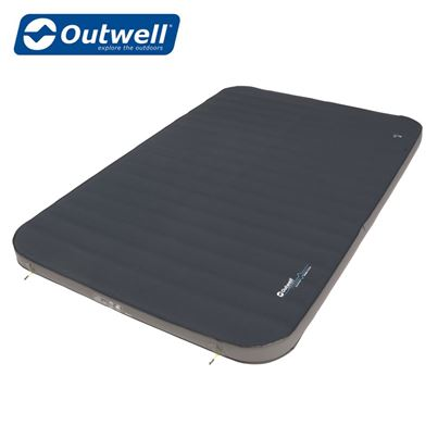 Outwell Outwell Dreamboat Double Self Inflating Mat 7.5cm - 2021 Model