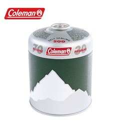 6 x Coleman Value Pack C500 Gas Cartridges EN417