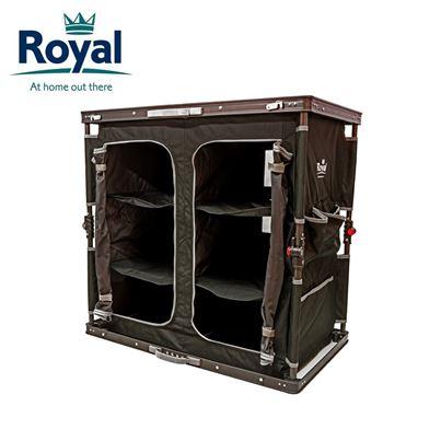 Royal Royal Quick Collapse Double Storage Unit