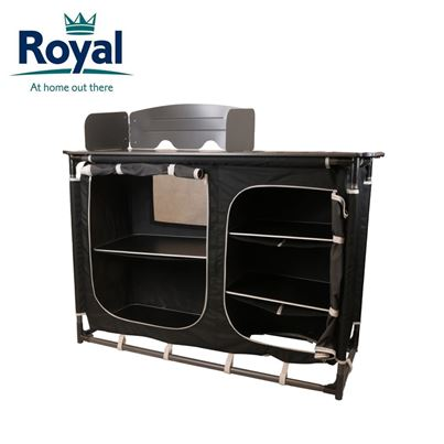 Royal Royal Kitchen Stand with Built in Sink