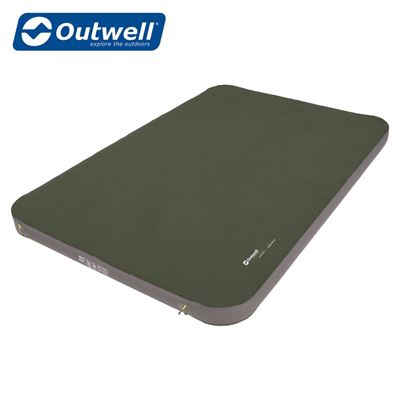 Outwell Outwell Dreamhaven Double Self Inflating Mat 10.0cm - New For 2021