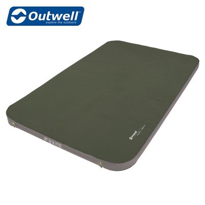 Outwell Outwell Dreamhaven Double Self Inflating Mat 7.5cm - New For 2021