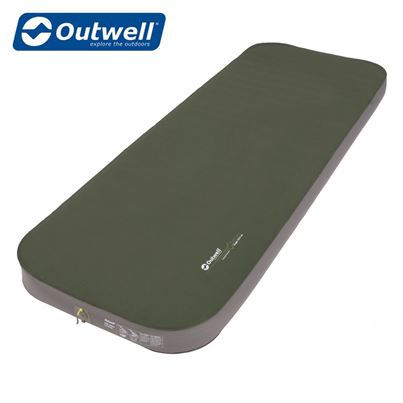 Outwell Outwell Dreamhaven Single Self Inflating Mat 10.0cm - New For 2021