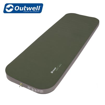 Outwell Outwell Dreamhaven Single Self Inflating Mat 7.5cm - New For 2021