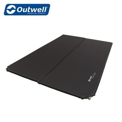 Outwell Outwell Self Inflating Sleepin Double Mat 3.0cm - 2021 Model