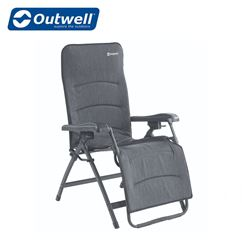 Outwell Gresham Reclining Chair - New For 2020