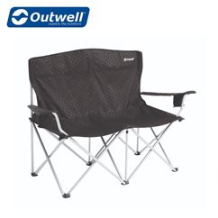 Outwell Catamarca Sofa Black - 2021 Model