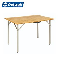 Outwell Kamloops Bamboo Table