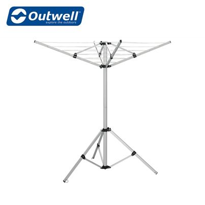 Outwell Outwell Rotary Clothes Airer Drying Rack